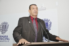 Maurão pede ao ministro Baldy que traga obras para Anápolis na reta final do Governo Temer