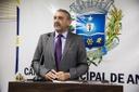 Mauro comemora início da transferência de presos de Anápolis para Aparecida