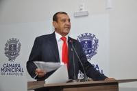 Mauro Severiano critica Enel pelas constantes faltas de energia elétrica em Anápolis
