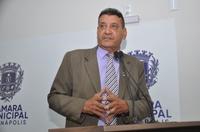 Mauro Severiano quer trazer debate sobre a Plataforma Logística Multimodal para Câmara