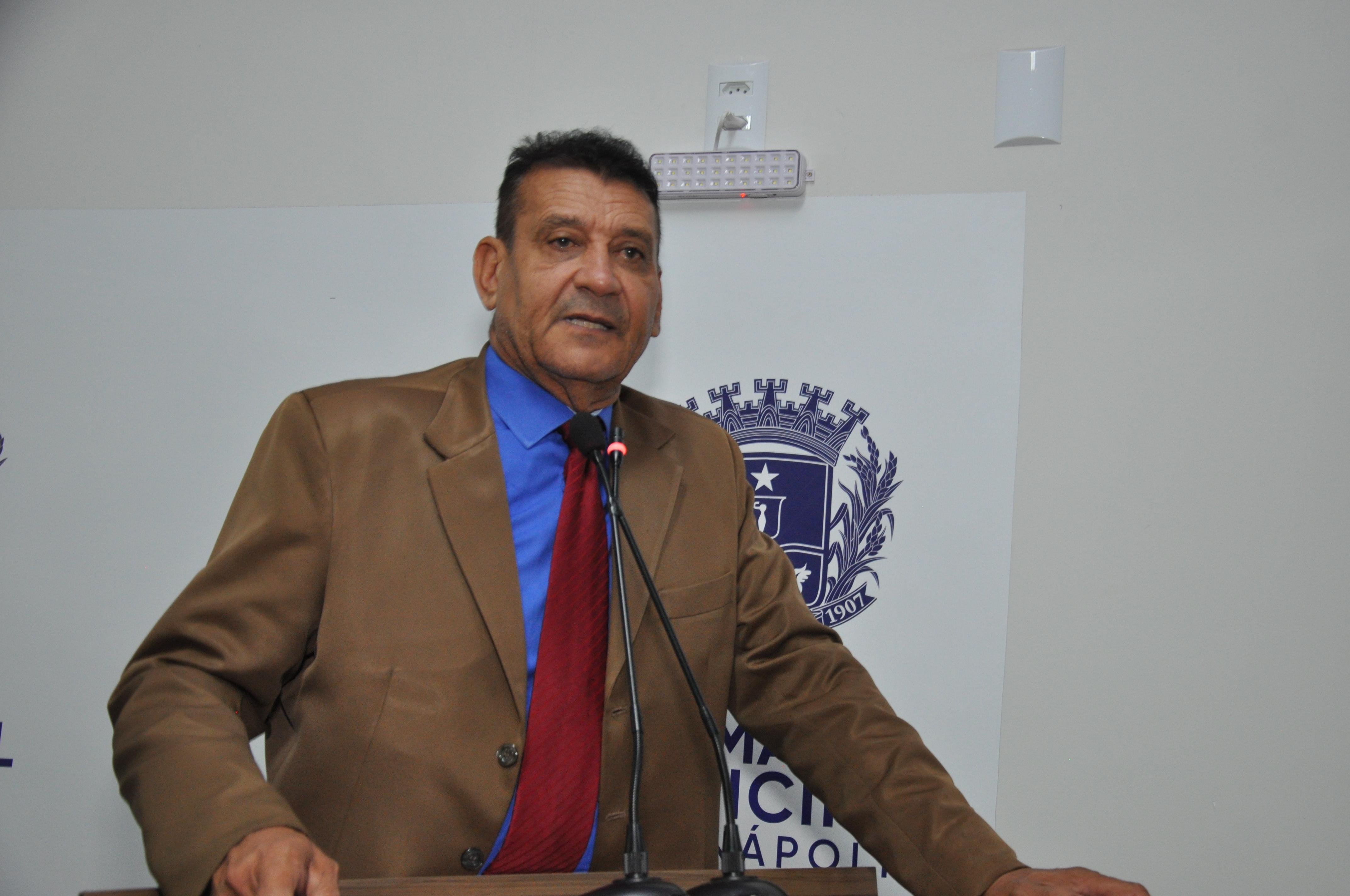 Mauro Severiano destaca atuação da Câmara Municipal em defesa da Unidade Oncológica de Anápolis