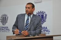 Mauro Severiano disse que para criticar a saúde pública é preciso entender sobre o setor