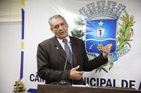 Mauro Severiano diz que Anápolis cresce e a segurança pública encolhe