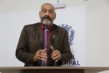 Mauro Severiano critica demora das obras da Avenida Brasil Norte e diz que tempo de contrato é longo