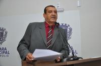 Mauro Severiano elogia estrutura de evento para entrega da medalha Dulce de Faria
