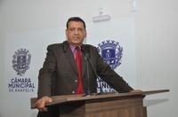 Mauro Severiano fala sobre trajetória de Pedro Sahium quando o professor foi prefeito na cidade