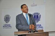 Mauro Severiano justifica pedidos feitos ao ministro das Cidades Alexandre Baldy