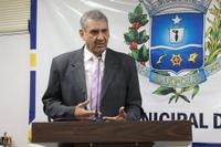 Mauro Severiano pede local adequado para aulas de direção