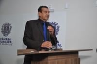Mauro Severiano reforça que direção do Daia deve priorizar infraestrutura do distrito