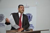 Mauro Severiano relata preocupação com fechamento da Receita Federal em Anápolis
