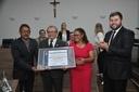 Médico Francisco das Chagas recebe título de cidadania anapolina
