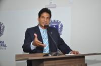 Vereador João da Luz traz boas notícias sobre construção da Escola Salvador Santos