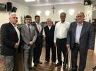 Padre Geovani Alexandre e os vicentinos Francisco Bispo e Vicente Messias recebem cidadania anapolina