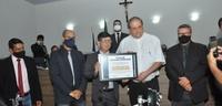 Padre Walter Trautenberger é homenageado com título de cidadão anapolino