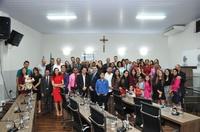 Pastor Antônio Sebastião de Almeida recebe título de cidadania anapolina