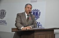 Pastor Elias anuncia desdobramentos de audiência pública sobre saneamento básico