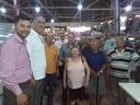 Pastor Elias anuncia volta de policiamento ao Mercado Municipal