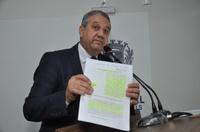 Pastor Elias apresenta Moção de Apelo solicitando revisão de taxas cartorárias