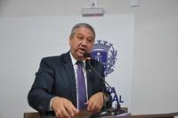 Pastor Elias apresenta Moção de Aplauso ao prefeito e a primeira dama e também para a TV Record