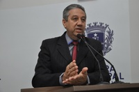 Pastor Elias apresenta Moção de Repúdio contra a Triunfo Concebra, por lentidão nas cabines de pedágio