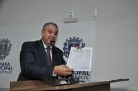 Pastor Elias cobra presença de secretário de Saúde para explicar critérios de testes de Covid-19