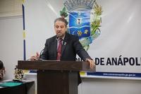 Pastor Elias comemora implantação do 3º colégio da Polícia Militar em Anápolis