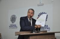 Em audiência com diretor da Polícia Civil em Goiás Pastor Elias apresenta demandas de Anápolis