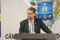 Pastor Elias defende ações do governo Marconi em Anápolis