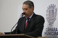 Pastor Elias denuncia descarte clandestino de lixo na região da churrascaria Catarinense