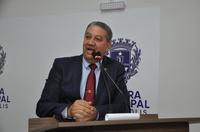Pastor Elias elogia operação contra poluição ambiental, que flagrou descarte ilegal de entulhos em Anápolis