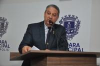 Pastor Elias fala sobre comitiva de vereadores que foram a Brasília na semana passada