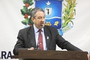 Pastor Elias faz Moção de Aplauso ao dia dos policiais Civil e Militar
