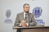 Pastor Elias Ferreira alerta para os milhares de acidentes de trânsito verificados todos os anos