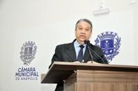 Pastor Elias Ferreira anuncia Moção de Apelo para cobrar novo viaduto na região do Recanto do Sol