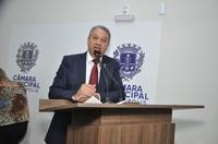 Pastor Elias Ferreira destaca presença da Seleção Brasileira de Basquete em Anápolis