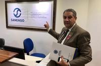 Pastor Elias Ferreira lamenta prejuízo nas indústrias do DAIA com a crise da falta d'água
