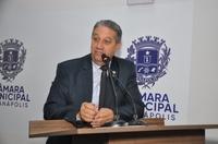 Pastor Elias Ferreira pede à prefeitura serviços de recuperação de estradas na zona rural