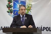 Pastor Elias Ferreira repercute passagem de Marconi Perillo por Anápolis
