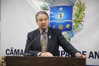 Pastor Elias Ferreira tem lei sancionada e publicada no Diário Oficial de Anápolis