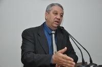 Pastor Elias marca reunião da Frente Parlamentar de Segurança Pública com Glayson Reis
