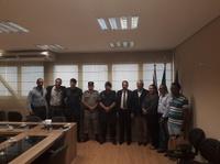 Pastor Elias participa de reunião sobre ações preventivas em vestibular da Unievangélica