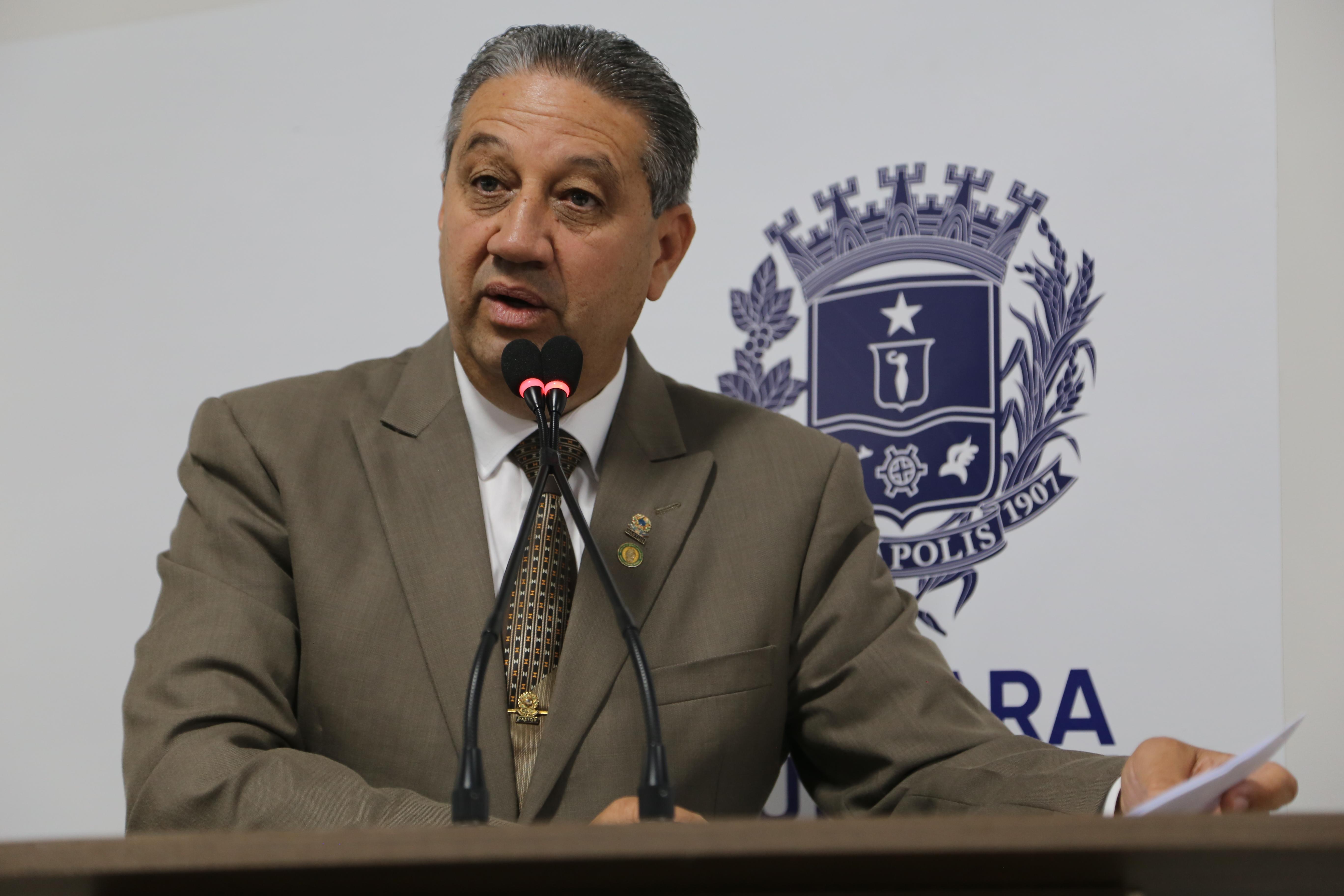 Pastor Elias pede a deputados estaduais que resolvam impasse na divisa de Anápolis
