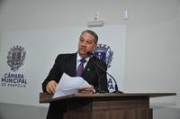 Pastor Elias pede que Triunfo Concebra libere obra de esgoto na BR-060, beneficiando 20 bairros