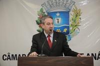Pastor Elias pede atenção especial à saúde pública municipal