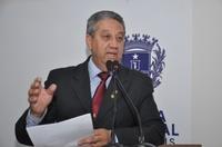 Pastor Elias pede providências para fim da insegurança no Terminal Rodoviário Josias Moreira Braga