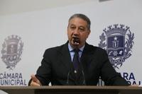 Pastor Elias pede que extensão de rede de esgoto de Anápolis seja feita com qualidade