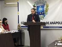 Pastor Elias pede retorno de delegado titular para o 6ºDP em Anápolis