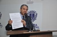 Pastor Elias pede urgência ao Ipasgo no credenciamento de novos médicos especialistas em Anápolis