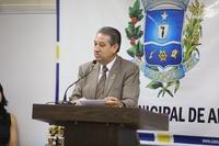 """Pastor Elias propõe implantação da disciplina """"cidadania e educação no trânsito"""" nas escolas públicas"""