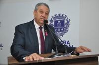 Pastor Elias reforça data de nova audiência sobre saneamento básico: dia 18 de outubro